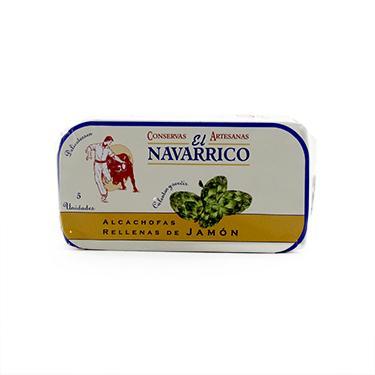 Alcachofas-rellenas-jamon-El-NAvarrico
